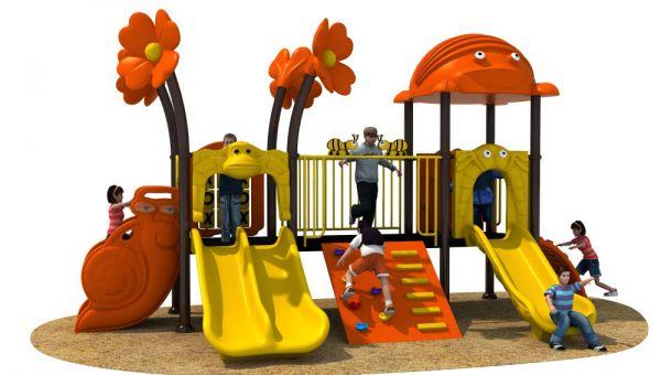 广州儿童组合滑梯厂家—幼儿园滑滑梯定制—游乐设备厂家