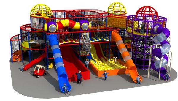 广州开儿童游乐场需要多少钱?广州晨飞游乐给你满意答案
