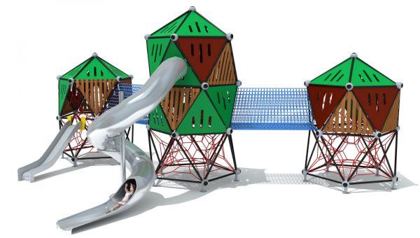 如何购买适合场地的优质儿童游乐设施?