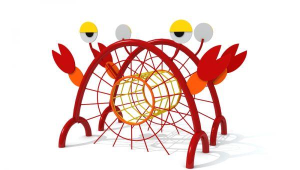 儿童游乐设施结构设计的安全性