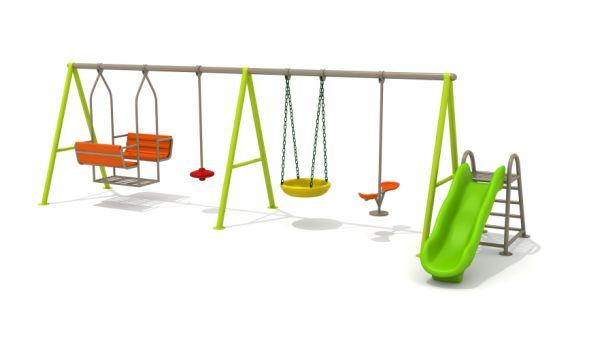 国内儿童游乐设备的发展前景