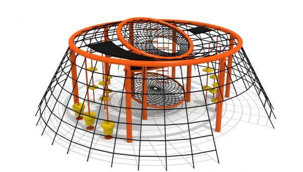 攀爬类运动游乐设备对儿童身体有什么好处-广州游乐设备厂