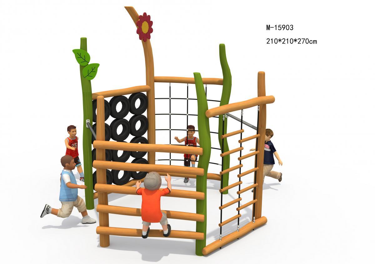 M-15903自然体能攀爬