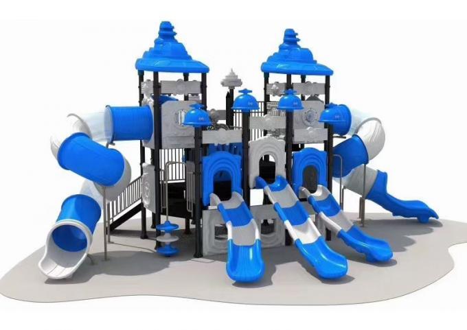 Y001-20114儿童组合滑梯