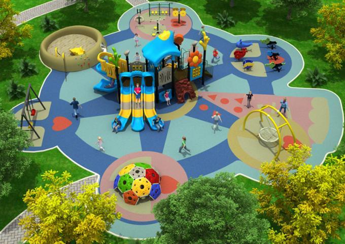Customized children's combined slide-20