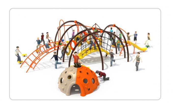 TNB-1801儿童体能攀爬架