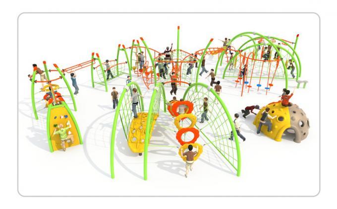 TNB-1802公园户外体能攀爬架