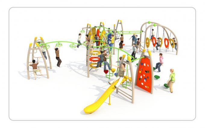 TNB-1804儿童攀爬架组合