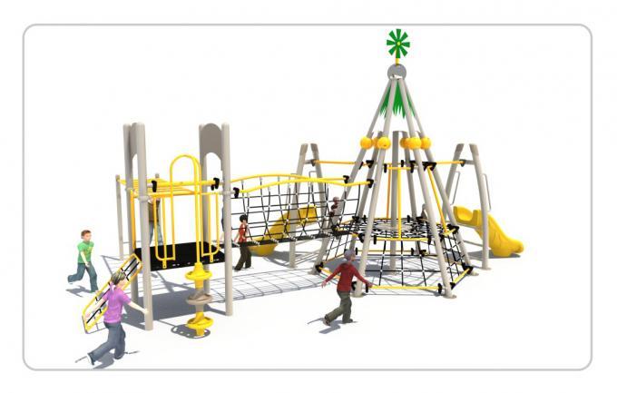 TNB-1809儿童户外拓展攀爬架