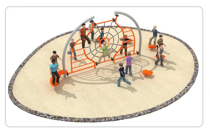 TNB-1819儿童体能锻炼攀爬架组合