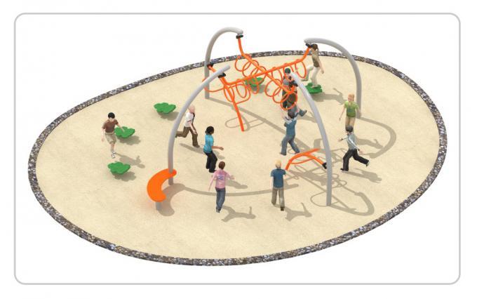 TNB-1820儿童体能拓展攀爬架