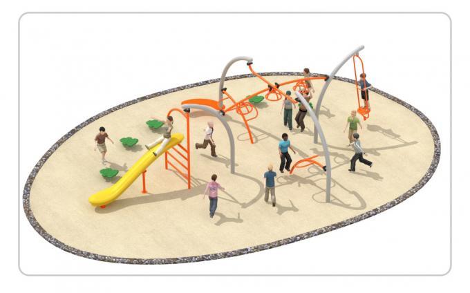 TNB-1822户外公园游乐场组合攀爬架