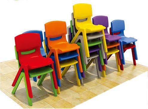 幼儿园塑料椅子