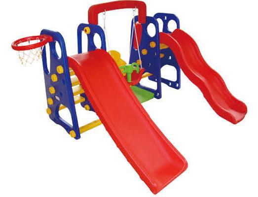 CF162A室内塑料滑梯儿童款