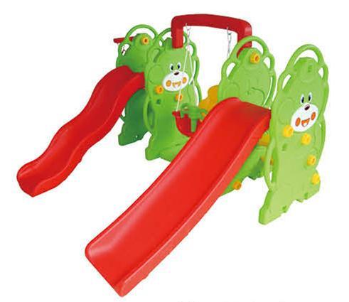 CF162B双人滑道家用儿童塑料款