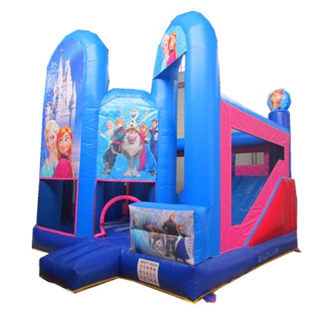 晨飞211864大型充气城堡儿童滑梯 卡通滑梯 可定做充气泳池水上滑梯