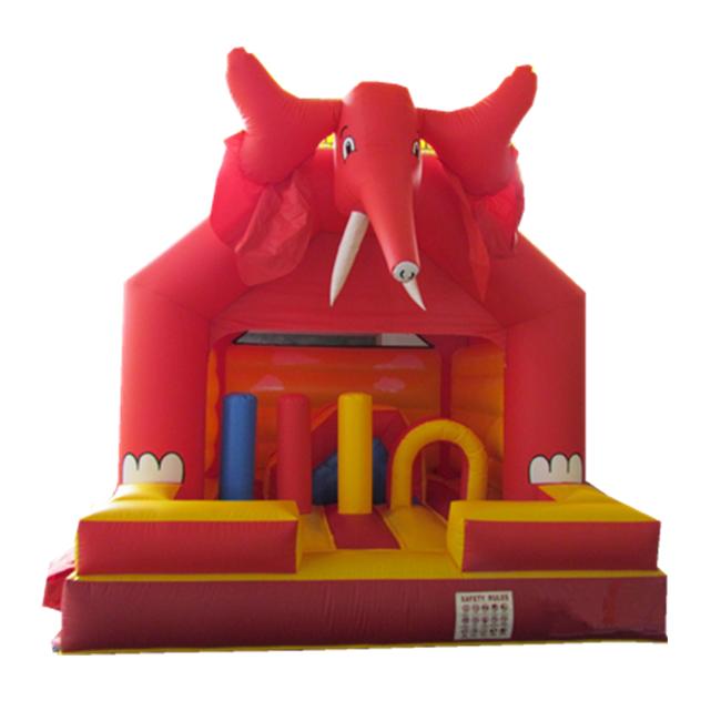 晨飞211873户外大型儿童成人机器人卡通充气滑梯城堡蹦蹦跳床儿童游乐园设备