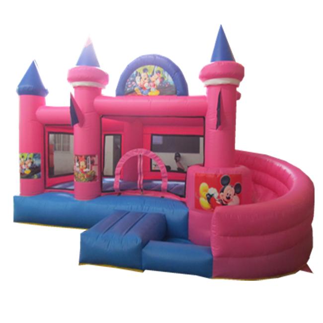 晨飞211878户外大型儿童成人充气城堡儿童游乐园设备充气蹦蹦床跳跳床攀岩墙