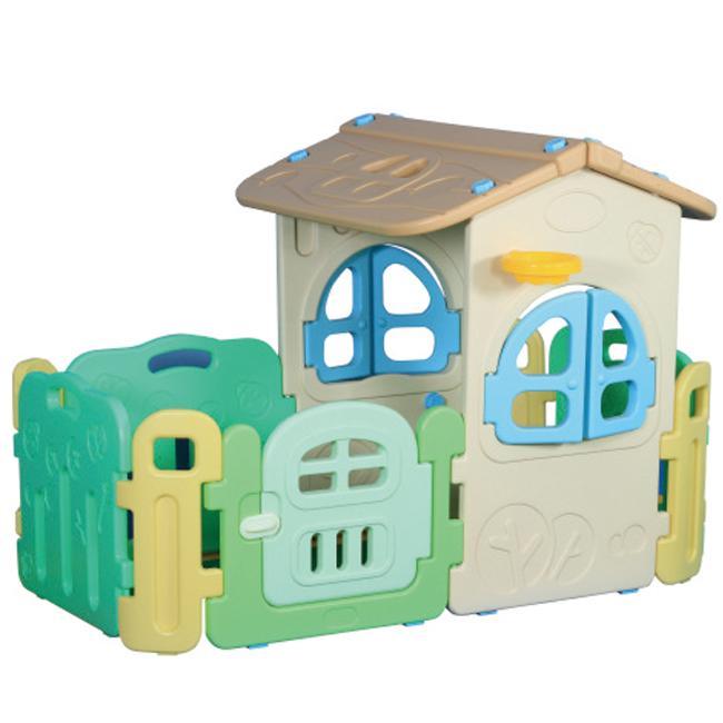 晨飞1910439室内幼儿游戏屋 塑料户外玩具屋蘑菇屋 休闲童话屋宝宝玩具批发