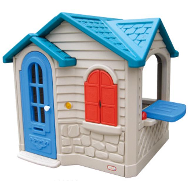晨飞1910442儿童游戏屋 森林木屋(带发声门铃)幼儿园多功能过家家仿真小屋