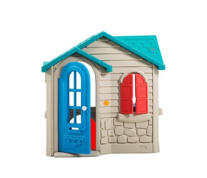 儿童房子游戏室内外宝宝婴儿玩具小屋城堡北欧风带门铃