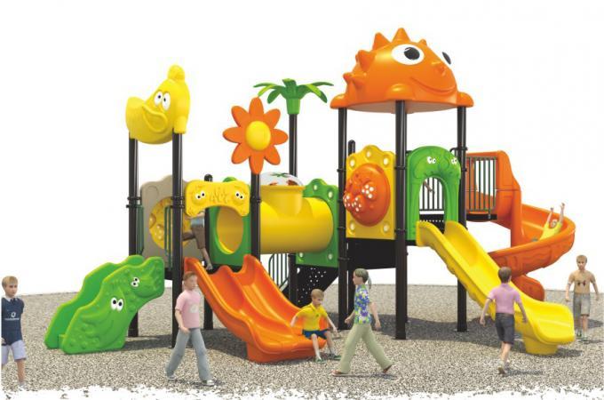 游乐园户外滑梯 塑料汽车组合滑滑梯小型幼儿园儿童游乐设备价格
